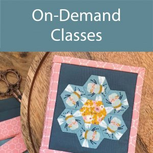 On Demand Classes with Victoria Peat