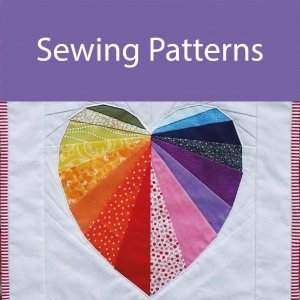 Sewing Patterns by Victoria Peat