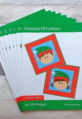 Stack of Elf Paper Patterns