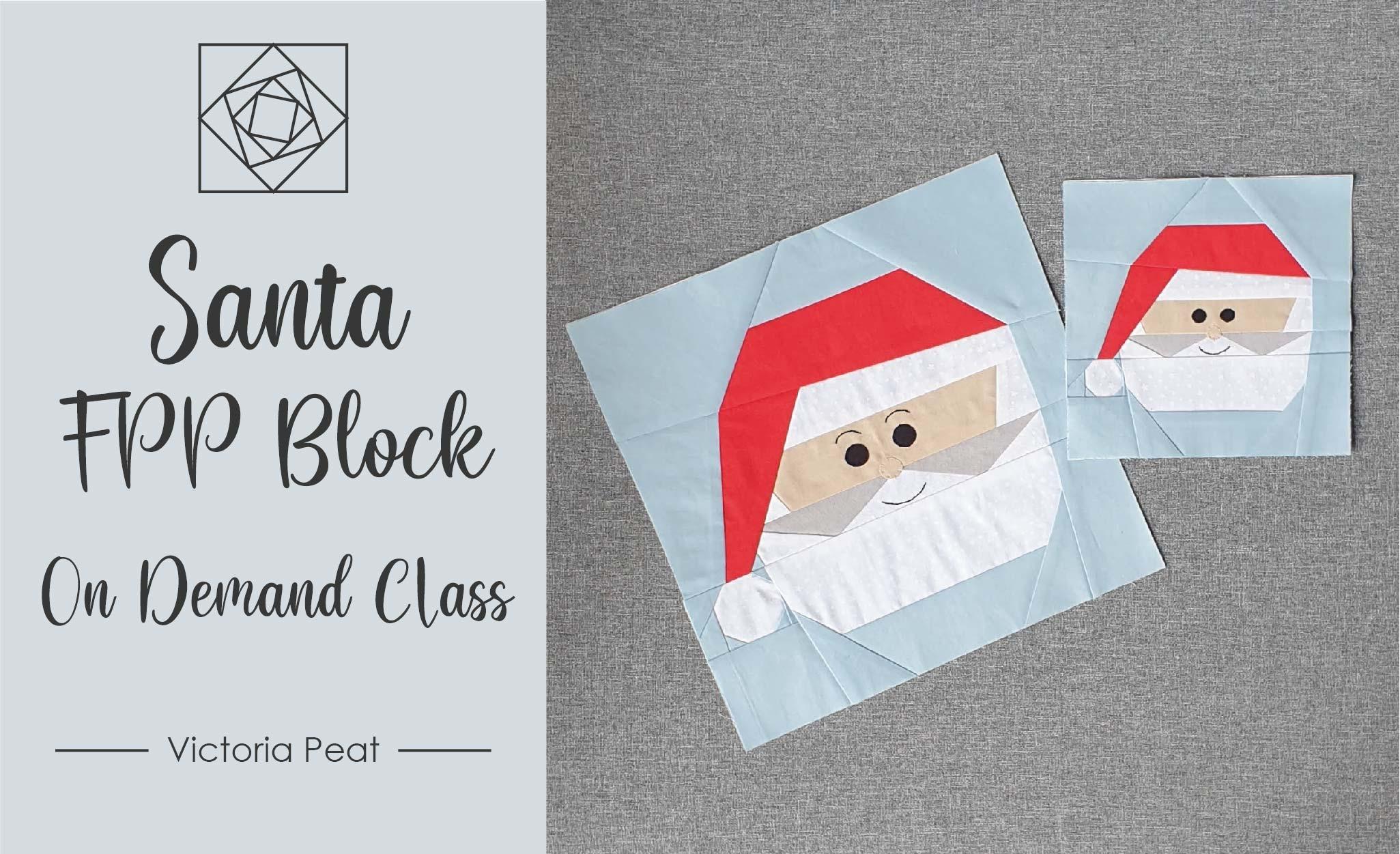 Santa On Demand Class