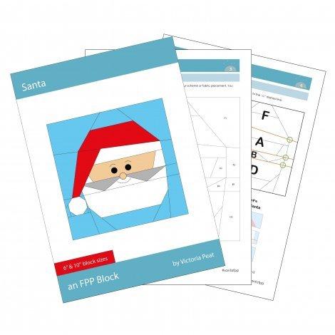 Santa FPP block Sample Pages